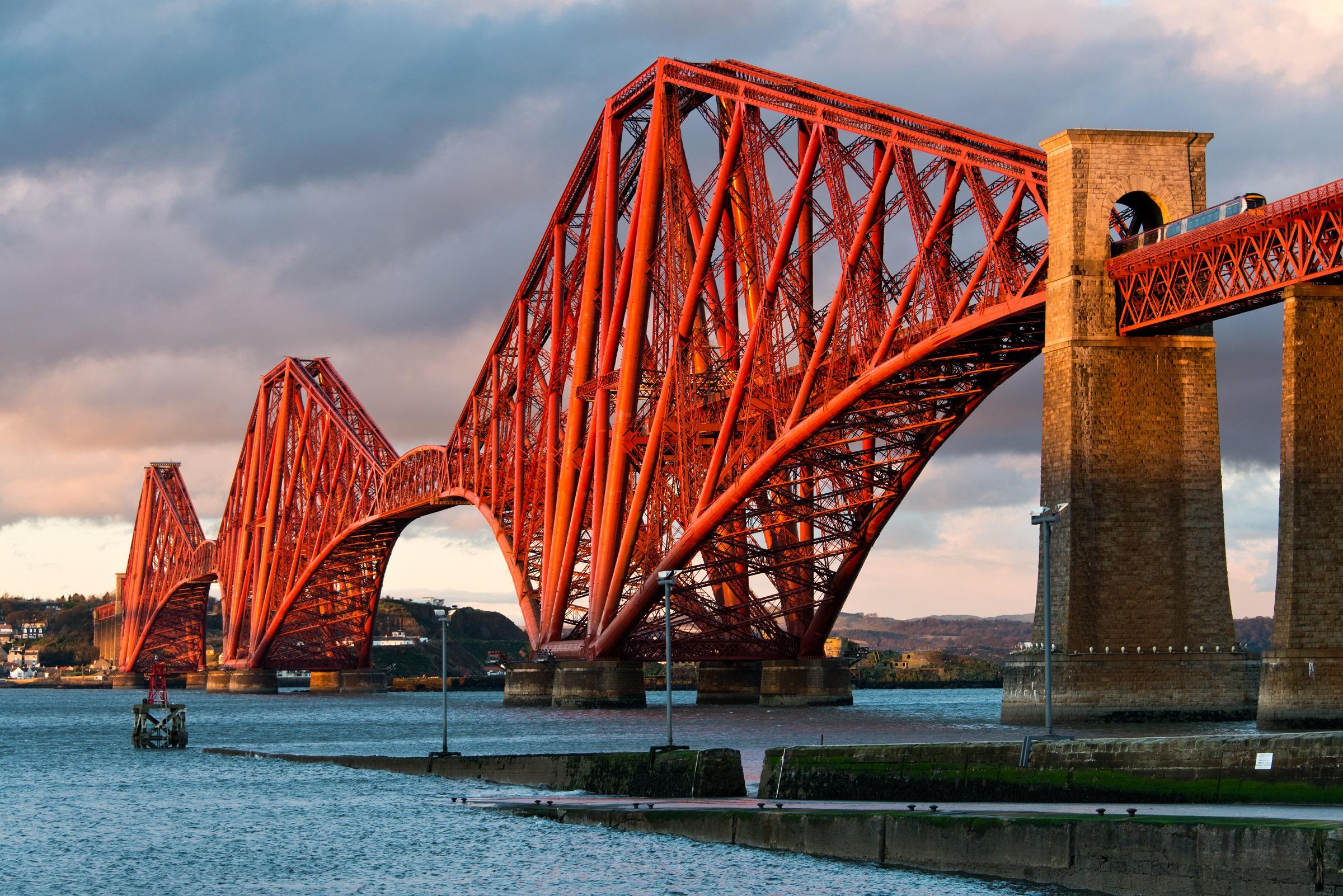 The Forth Bridge World Heritage Journey Historic