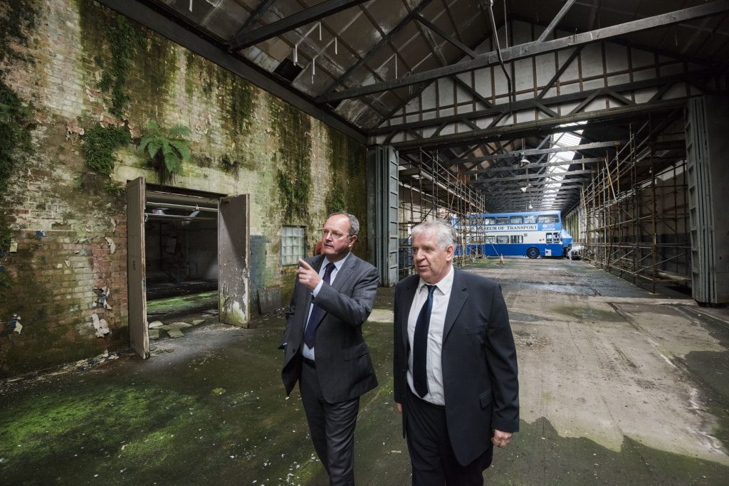 Historic Environment Scotland (HES) has announced investments of over £1.7 million to repair historic buildings around Scotland, including a £500,000 boost to help Dundee Museum of Transport renovate the former Maryfield Tram Depot