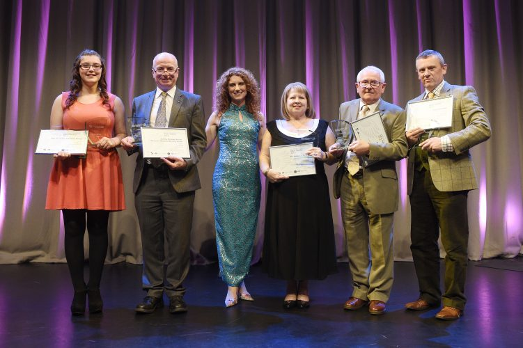 The second ever Scottish Heritage Angel Awards recognised the contribution of volunteers