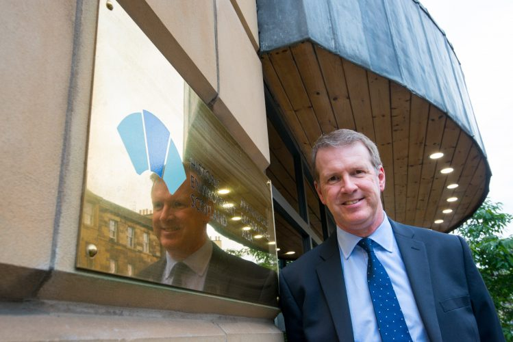 We welcomed our new Chief Executive Alex Paterson