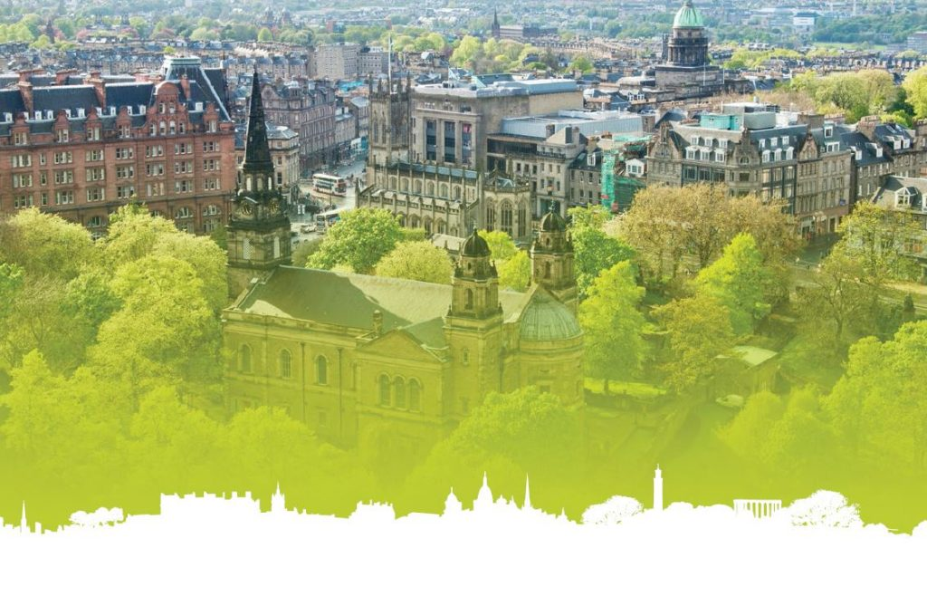 edinburgh adapts action plan cover
