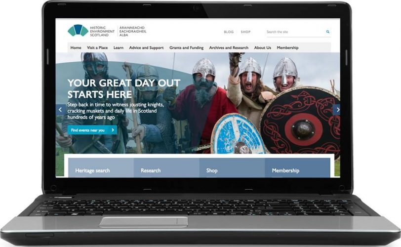 We had a digital makeover with the launch of our brand new website