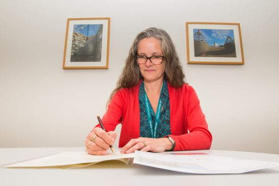Barbara Cummins, Heritage Director at Historic Environment Scotland