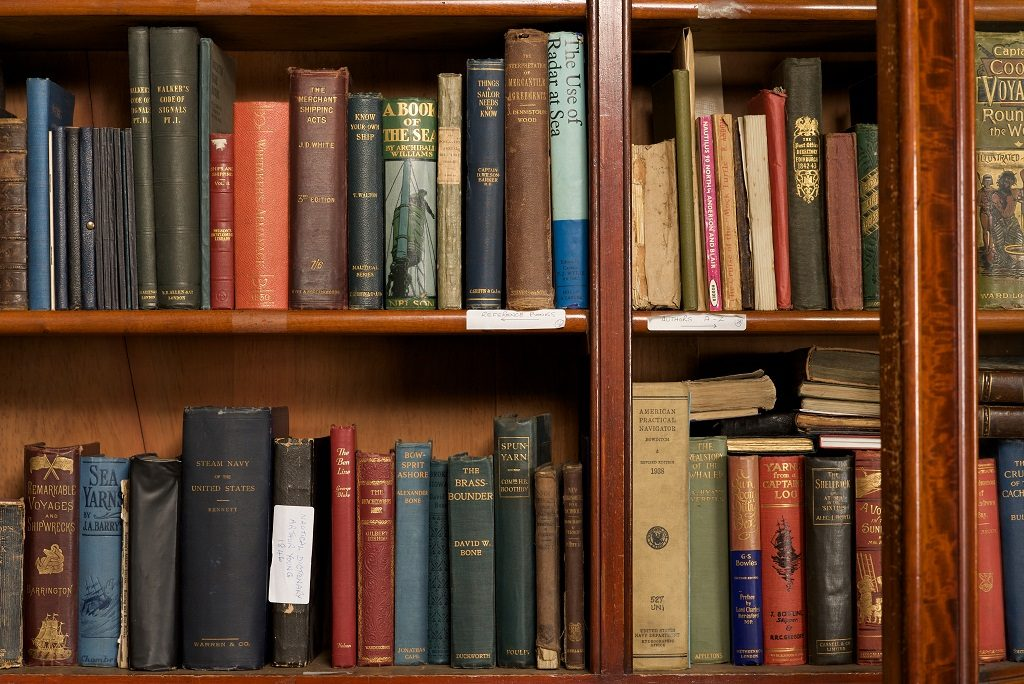 books at trinity house
