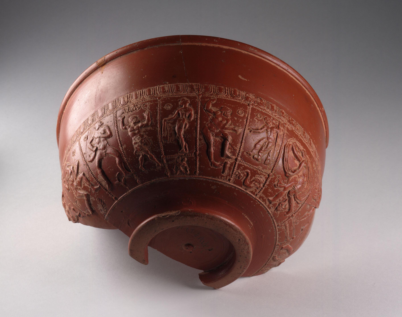 Roman bowl from Inveresk
