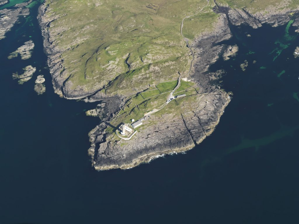 the Point of Ardnamurchan and the Ardnamurchan lighthouse