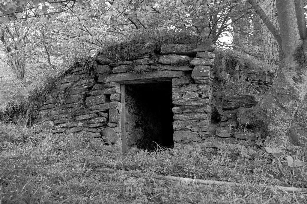 An icehouse in Elderline.