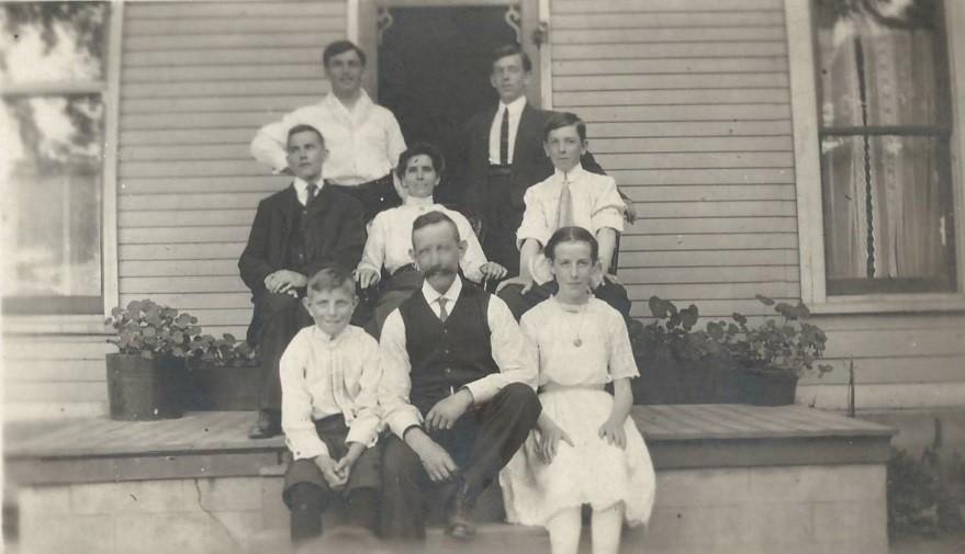 The Skinner family
