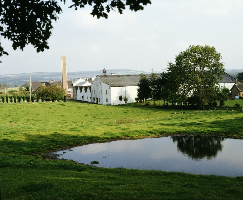View of the Distillery at Dallas Dhu