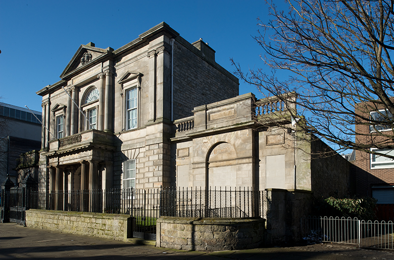 Image of the exterior of Trinity House