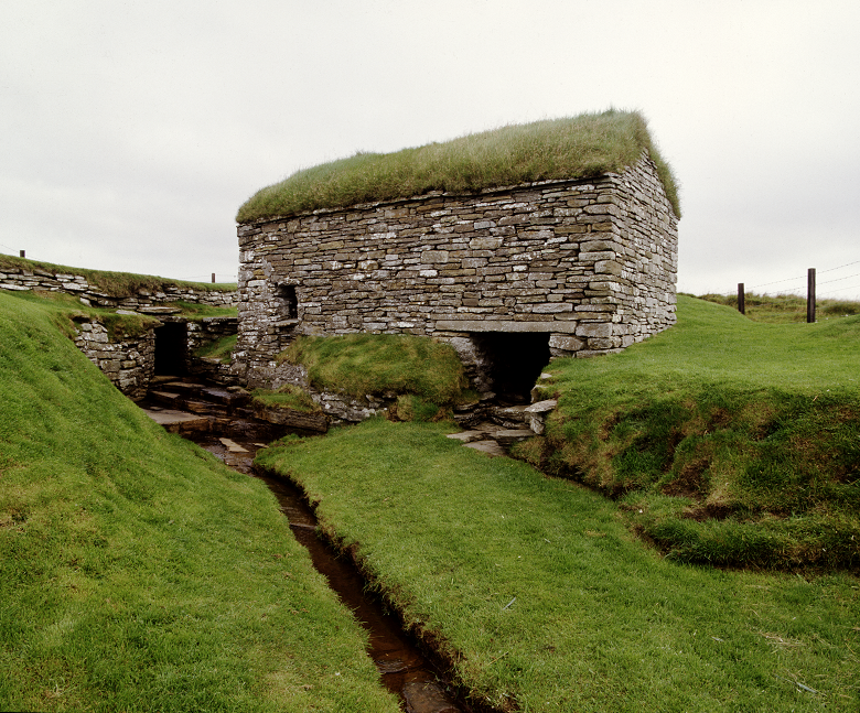 Click Mill on Orkney is a small mill built in 1820
