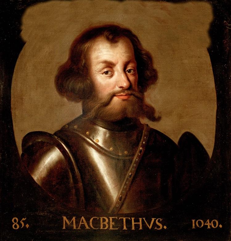A portrait of Macbeth