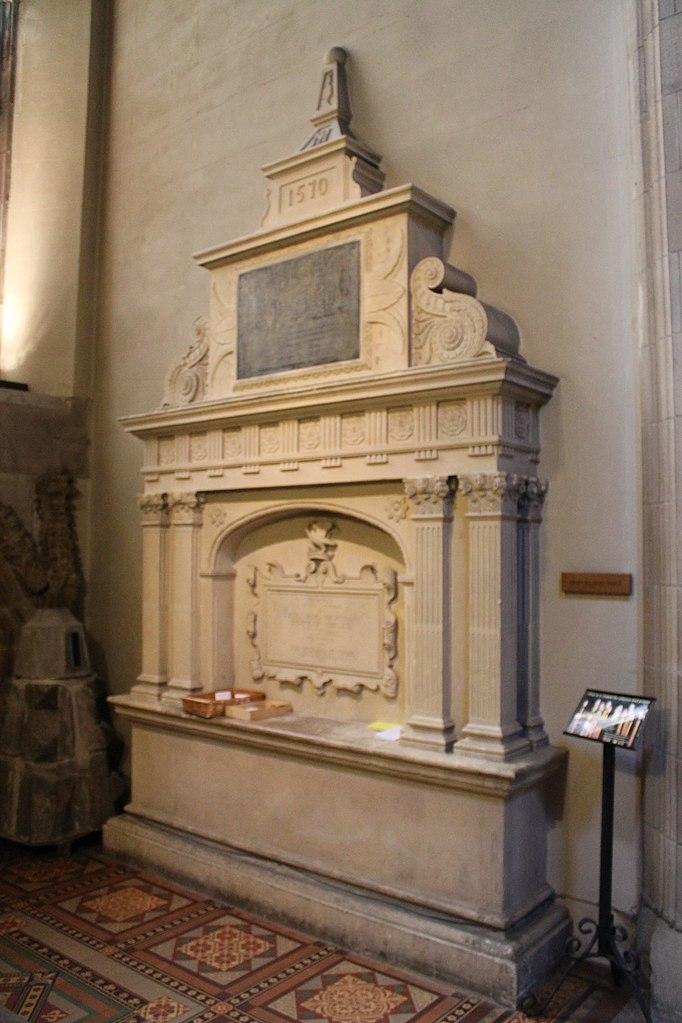 replica tomb